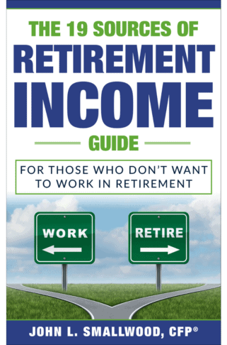 19 sources of retirement income guide cover thumbnail