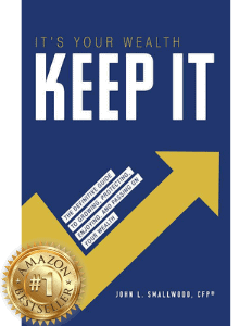 It's Your Wealth Keep It Book Best Seller Image